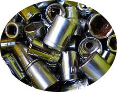 Macro Mondays - Metal (Daryll90ca) Tags: macromondays macro hmm tool tools socket sockets