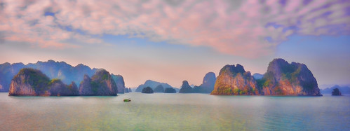 blue colours halongbay holidays karst mangojouneys seascapes serenity topazlabs vietnam