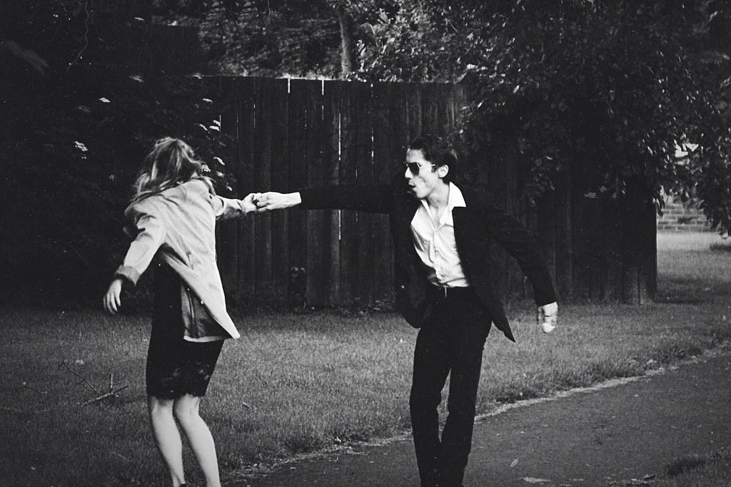 Rose Amp Johnny Hannahrobinsonx Tags Blackandwhite Cute Love Vintage Photography Couple Teenagers