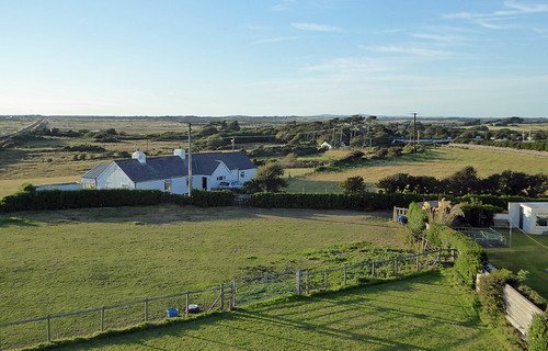 View from Plas Newydd