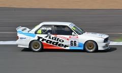 1991 BMW M3 - Harry Whale (jambox998) Tags: classic car super silverstone trophy touring btcc toca 2015