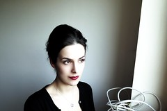 Cold (JonasSaß) Tags: portrait woman beautiful pretty serious naturallight porträt