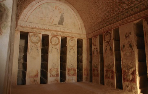 Inside a Tower Tomb of Palmyra