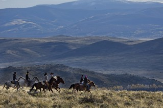 Wyoming Upland Hunting, Fishing, Horseback & Spa 42