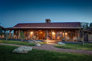 Wyoming Upland Hunting, Fishing, Horseback & Spa 9