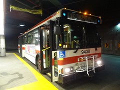 Toronto Transit Commission 9438 on 115 Silver Hills (Orion V) Tags: ttc