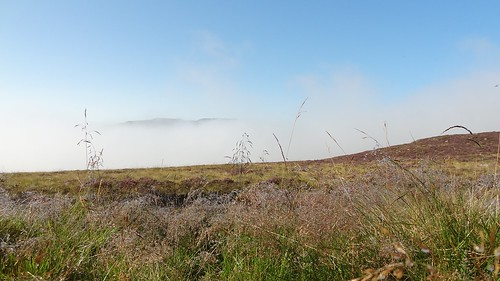 Lochnagar through the mist (4)