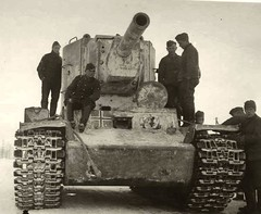 Captured KV-2