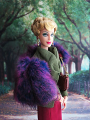 Alley (BlackBastet) Tags: fashion waterfall doll joe tai brigitte joetai