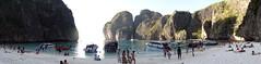 Maya Bay (Artur Wala) Tags: panorama thailand bay maya krabi