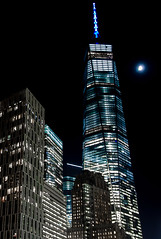 Freedom Tower. New York