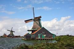 Zaanse Schans, Zaandijk (Jacob Baartse) Tags: netherlands nederland mills zaanseschans noordholland molens zaandijk zaanstad nikkor1685mmvr nikond7100