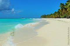 Ilha Saona - Rep. Dominicana (valdircodinhoto) Tags: island mar amrica punta dominicana beleza cana turismo isla ilha repblica guas caribe saona transparentes cetral