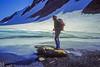 Un lago gelato al Col de Gietro (giorgiorodano46) Tags: suisse svizzera valais giacomo ghiacciaio gago alpinista valdebagnes vallese lagogelato luglio1993 glacierdegietro coldegietro