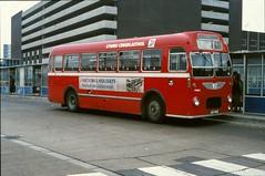 BS2656 JAX116E NEWPORT BUS STATION TUE 10.06.1980 (davruss001) Tags: newport jax116e