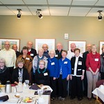 "<b>1955--2</b><br/> The Class of 1955 reunite at Luther's 2015 Homecoming.<a href=""http://farm1.static.flickr.com/614/22554487935_31ab956d84_o.jpg"" title=""High res"">∝</a>"