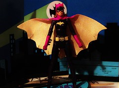 Batgirl 68 (Toyz in the attic) Tags: robin dc 1966 batman batgirl mattel adamwest burtward yvonnecraig dcuc
