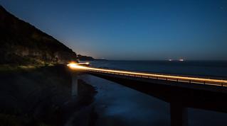 Sea Cliff Bridge 2 || Coalcliff {Explore 84, 2015/11/04}