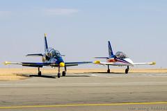 L 39 Albatros (11) (Indavar) Tags: plane airplane airshow chipmunk mustang albatros rand beech at6 radial an2 p51 l39 antonov dc4 dhc1 beech18 t28trojan b378