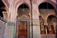 Bou Inania madrasa (FM Photographer) Tags: africa fez medina marroc bouinaniamedersa feselbali madrasamedersa