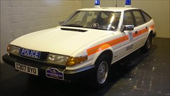 1986 Rover (SD1) 3500 Base Auto (SeanRG) Tags: auto classic police rover retro 80s 1986 base spec specification 3500 byo eights sd1 c307 c307byo