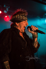 Jack Russell's Great White - The Token Lounge - Westland, MI 12/17/15