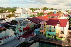 St John's Cruise Port