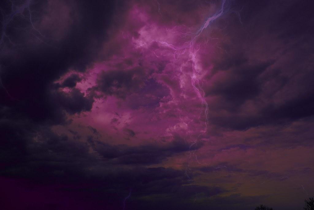Lightning AyyKwillen Tags Vaporwave Photography Sad Boys Sadboys Aesthetic Tumblr Melbourne Australia Pink