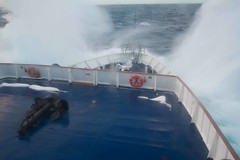 Drake passage wild wild, not my pic!