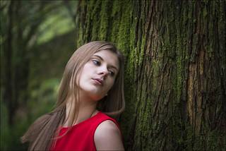 La dama del bosque