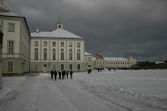 Nymphenburg Palace (j.knutzen) Tags: germany bavaria munich nymphenburg palace travel trip vacation holiday winter snow