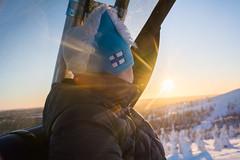 _DSC0280 (lindalaaksonen) Tags: sun snow winter snowboarding ruka