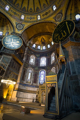 Old and Worn (Sierra_Summits) Tags: mosque muslim museum old istanbul religion travel europe 2016 new islam christian faith world history interior pagan turkey sultanahmet