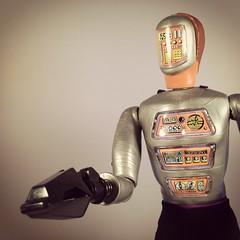 Maskatron Vice Grip Arm (WEBmikey) Tags: toys sixmilliondollarman smdm kenner maskatron