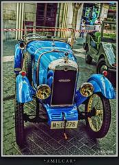 # Amilcar  (1921 - 1939)... (A.M.G.1969) Tags: amg amg1969 4ruedas car clasicos coches azul amilcar