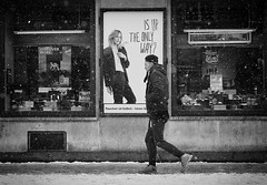 that's the question ... (Erwin Vindl) Tags: thatsthequestion streetphotography streettogs candid blackandwhite bw monochrome innsbruck erwinvindl olympusomd em5