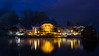 Königssee (michaelmuc79) Tags: germany bayern königssee lake wasser berchtesgaden berg winter snow schnee winterland night