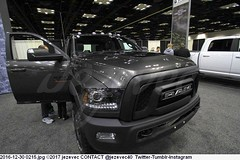 2016-12-30 0215 Ram - Indy Auto Show 2017 (Badger 23 / jezevec) Tags: ram 17 2017 20161230 indy auto show indyautoshow indianapolis indiana jezevec new current make model year manufacturer dealers forsale industry automotive automaker car 汽车 汽車 automobile voiture αυτοκίνητο 車 차 carro автомобиль coche otomobil automòbil automobilių cars motorvehicle automóvel 自動車 سيارة automašīna אויטאמאביל automóvil 자동차 samochód automóveis bilmärke தானுந்து bifreið ავტომობილი automobili awto giceh 2010s indianapolisconventioncenter autoshow newcar carshow review specs photo image picture shoppers shopping