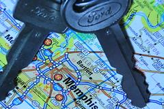 Key to the Highway (douglas randall thayer) Tags: macromondays inspiredbyasong douglasthayer macro bokeh key