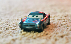Finn McMissile (PattyK.) Tags: finnmcmissile cars cars2 nikond3100 inaboysroom amateurphotographer ioannina greece 2016 toy toycar