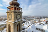 Hradec Králové (Robert Průcha) Tags: hradeckralove cityscape czechrepublic tower