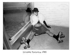 linzeesm (DawnOne) Tags: rollerskates rollerskating toronto 1980 venice beach model photo copyright linda dawn hammond indyfoto dawnone