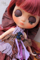 Amethyst From BlytheBurst Ooak