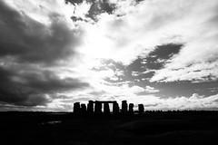 Silhouette (bitrot) Tags: ancient britain england salisburyplain stoneage stonehenge stones wiltshire lightroom lightroom6 lr6 canoneos5dmarkiii ef1740mmf4lusm 22mm f16 1320sec iso100