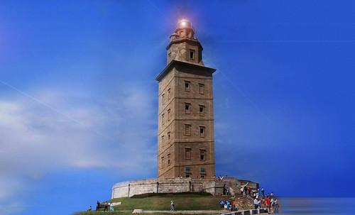 "Torres legendarias / Faros, minaretes, campanarios, rascacielos • <a style=""font-size:0.8em;"" href=""http://www.flickr.com/photos/30735181@N00/32493399056/"" target=""_blank"">View on Flickr</a>"
