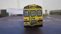 X264 - A-1 Transit Bus 51 (Etienne Luu) Tags: a1 transit inc ic bus fe understorage storage school paper cardstock model