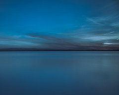 Blue Yonder (Arfotog, @arfotog on Instagram) Tags: sunset sunsets sky skies arkansas arkansasriver arfotog arkansasrivervalley rogerchavers nature blue bliss bluehour bluesky bluewater
