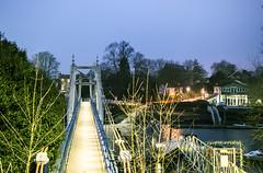 Teddington footbridge