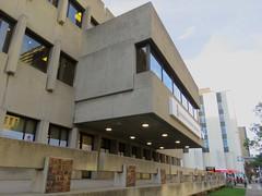 Calgary Brutalism - former headquarters of the Calgary Catholic Board of Education (benlarhome) Tags: canada calgary alberta brutalsim brutalistarchitecture