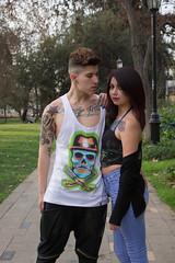 (fanuxbarraza) Tags: boy woman man girl tattoo couple pareja tattoos tatuajes